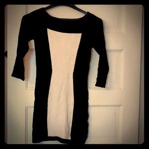 BEBE sweater dress